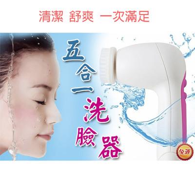 5合1洗臉器 (2.9折)