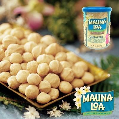美國【MAUNA LOA-夢露萊娜】夏威夷豆罐裝等組合,多種口味可選 (6.7折)