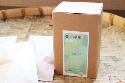 【 苦瓜檸檬美顏茶 】美容養生新素材 熬夜族 上班族的新選擇 (10包) (8.3折)