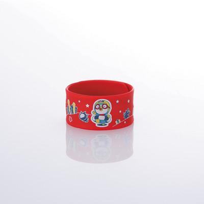 韓國Pororo快樂小企鵝防蚊手環-紅 (2.7折)