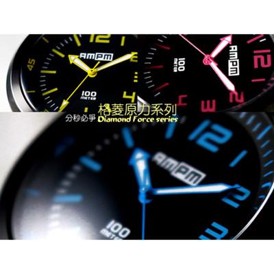 日本腕錶AMPM 經典黑潮B系列 / 格菱原力系列 (1.6折)