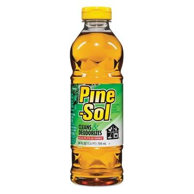 【美國 Pine-Sol】清潔劑(松木香24oz/709ml) (6.3折)