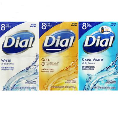 【美國 Dial 黛雅】抗菌香氛皂(4oz)三款 (7.3折)