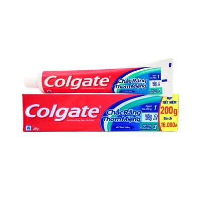 【Colgate 高露潔】三效合一牙膏(200g) (7.3折)