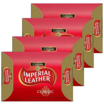 【Cussons 佳霜】Imperial leather帝王皂(115g ) (6.9折)
