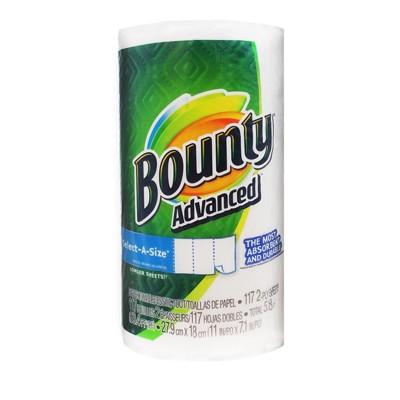 Bounty最強韌廚房紙巾-117張 (8.1折)