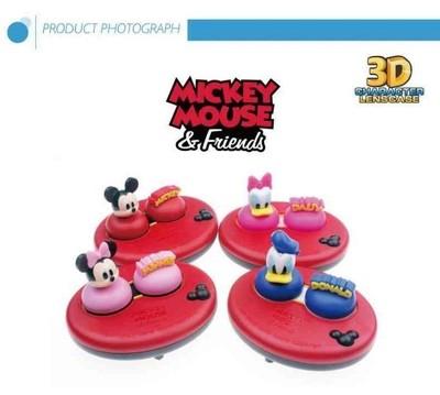 3D迪士尼隱形眼鏡清洗機 (4.2折)