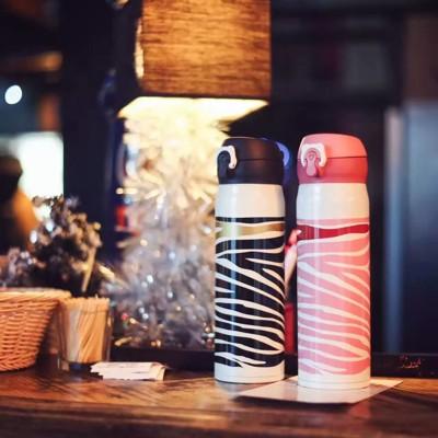 韓國BEDDY BEAR 杯具熊 聖誕限量款 粉色斑馬 304不鏽鋼保溫杯 保溫瓶 悶燒杯 (7.9折)