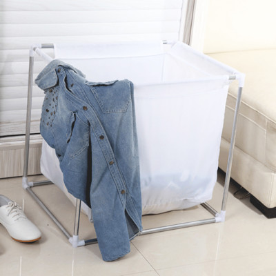 超值2入-衣物整理洗衣收納籃 (3.3折)