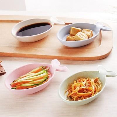 小麥味碟/小菜碟/水餃模具組 (1.3折)