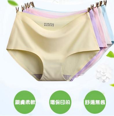 大尺碼零觸感冰絲內褲 (4.5折)