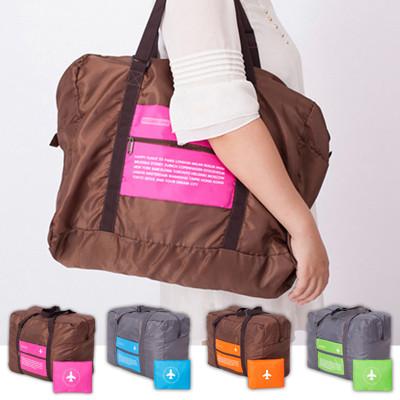 DINIWELL二合一折疊式行李箱拉桿手提袋 (2.8折)