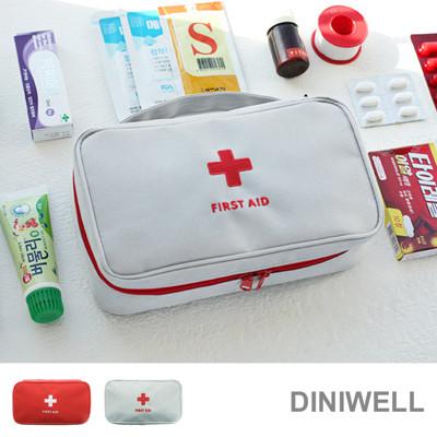 DINIWELL大容量多功能防水急救包/醫藥包 (4.1折)