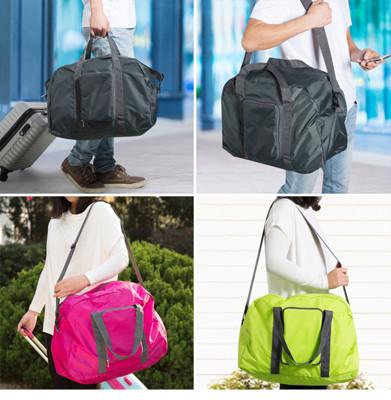 超輕巧多功能可折疊收納式旅行袋 (2.3折)