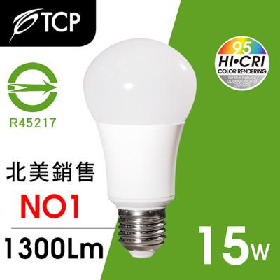 TCP RA95 LED燈泡15W白光 (6.7折)