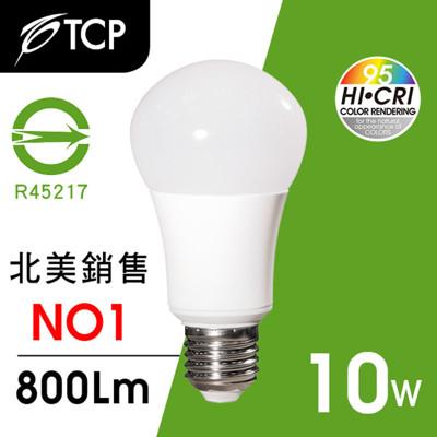 TCP RA95 LED燈泡10W白光 (7.1折)
