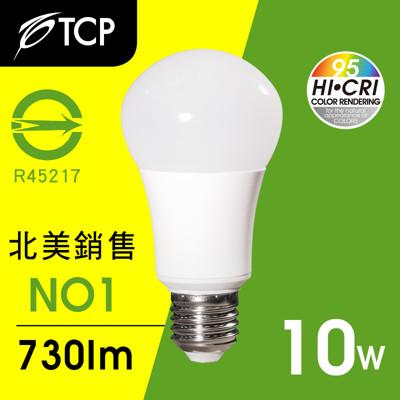 TCP RA95 LED燈泡10W黃光 (7.1折)
