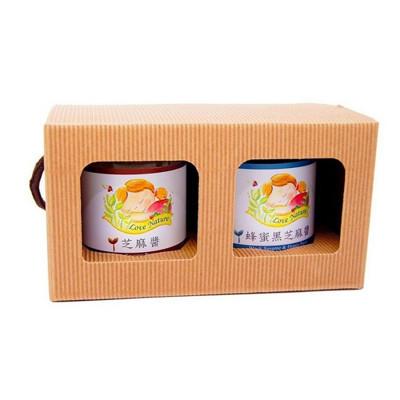 普羅旺斯夢工廠-好芝味 蜂蜜黑芝麻醬240g/罐x1、芝麻醬240g/罐x1 (5折)
