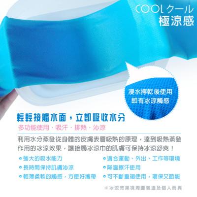S LINE BODY 魔術冰涼30x75cm長巾 (2.3折)