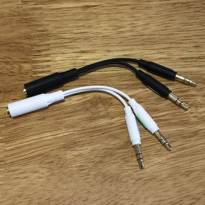 TOPLAY聽不累 一對二PC轉接線-[CB103-0X] (6.7折)
