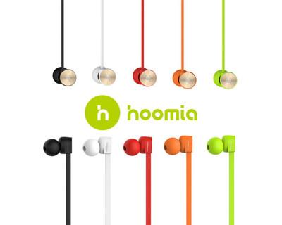 hoomia E1G 鸚鵡螺入耳式立體聲耳機 (7.1折)