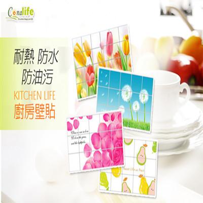 【Conalife】第二代耐熱防油汙廚房壁貼 (0.8折)