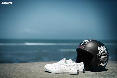 Admiral 英國百年品牌男女休閒鞋,韓劇W兩個世界主角御用品牌海軍小白鞋,帆布鞋,情侶鞋,潮鞋 (3.5折)