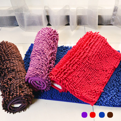 超細纖維長毛雪尼爾地墊 (3.3折)
