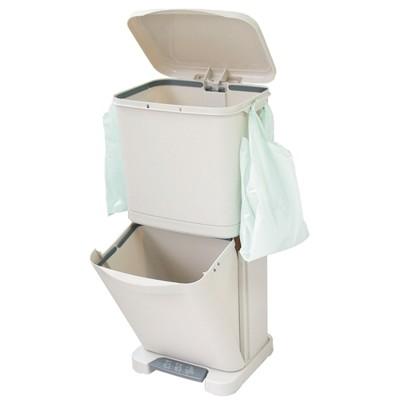 直立式分類垃圾桶 (6.4折)