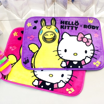 三麗鷗【Hello Kitty】繽紛地墊 (5.1折)