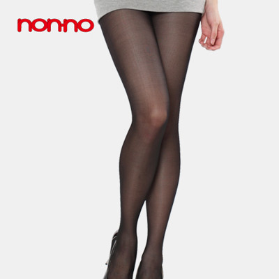 non-no儂儂褲襪 100%全尼龍絲質褲襪 (黑 / 膚) 高CP值 熱銷推薦6810 (5.1折)