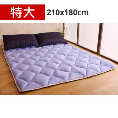 【契斯特】雙面機能羊毛保暖收納睡墊-特大7尺-三色可選 (3.5折)