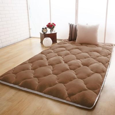 【契斯特】八公分超厚實素色京都日式床墊-單人3尺-八色可選 (6.2折)