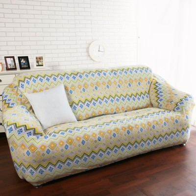 【HomeBeauty】新頂級柔暖法蘭絨沙發罩-1+2+3人座-六色可選 (6.4折)