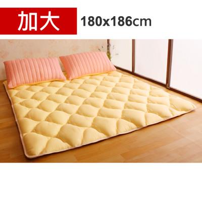 【契斯特】雙面機能羊毛保暖收納睡墊-加大6尺-三色可選 (3.6折)