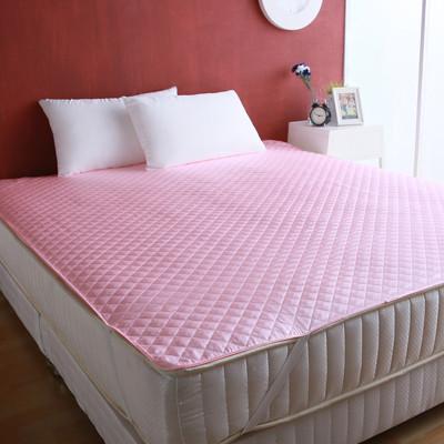 【Home Beauty】-柔雲觸感機能保潔墊-雙人-3色 (2.1折)