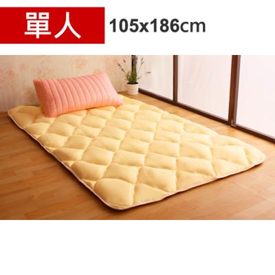 【契斯特】雙面機能羊毛保暖收納睡墊-單人3.5尺-三色可選 (4折)