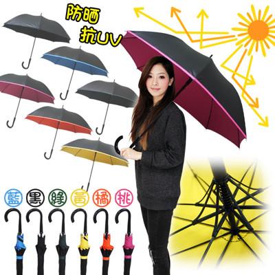 無敵抗UV兩用自動直傘 (3.3折)