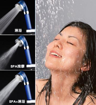 日韓熱銷 3段式 SPA 除氯 過濾蓮蓬頭 (3.1折)