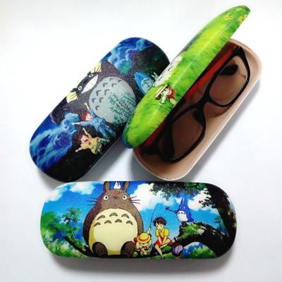 龍貓眼鏡盒 學生眼鏡盒 PU皮革 A款 (9.5折)