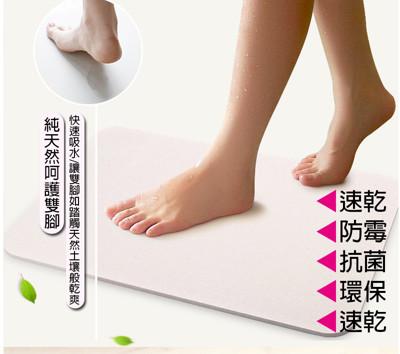 日本原廠珪藻土踏墊 (7.3折)