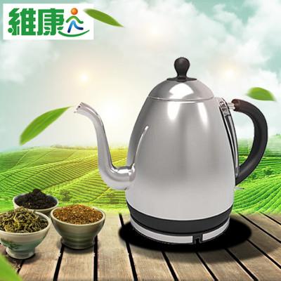 【維康】白鐵電茶壺1.5L WK-1560 (6.6折)