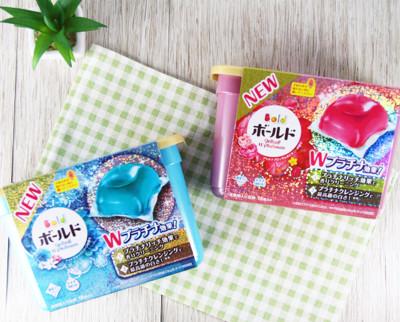 P&G 第二代 洗衣凝膠球 (18顆) 盒裝 (5.5折)