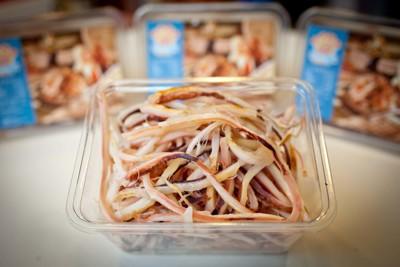 韓國釜山鮮烤魷魚 /盒 (5.7折)