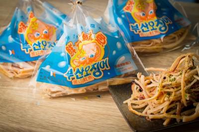 韓國釜山鮮烤魷魚 /包 (5.7折)