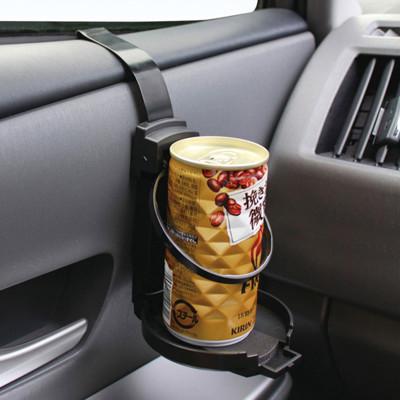【日本YAC】收取式單杯架PZ-775 (汽車︱收納置物︱飲料架) (4折)