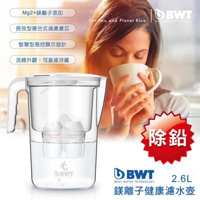 BWT Mg2+鎂離子健康濾水壺2.6L (5.9折)