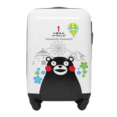 熊本熊 Kumamon 超輕硬殼PC/ABS行李箱登機箱 20吋 (3.2折)