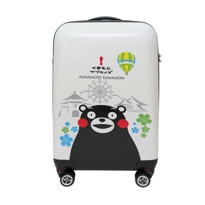 熊本熊 Kumamon 超輕硬殼PC/ABS行李箱28吋升級版(海關鎖) (2.8折)