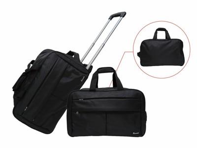 Cromonde 克洛蒙多功能側拉桿袋/旅行袋/行李袋/手提袋 (3.9折)